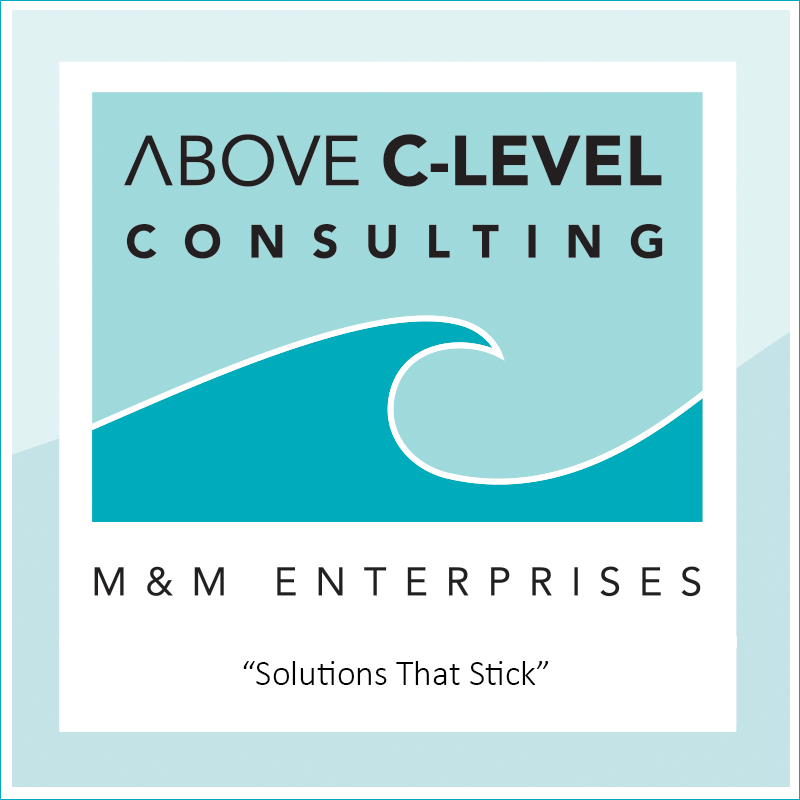 Above C-Level Consulting Logo
